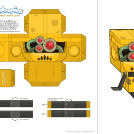 PopCon3-HenchbotPaperCraft
