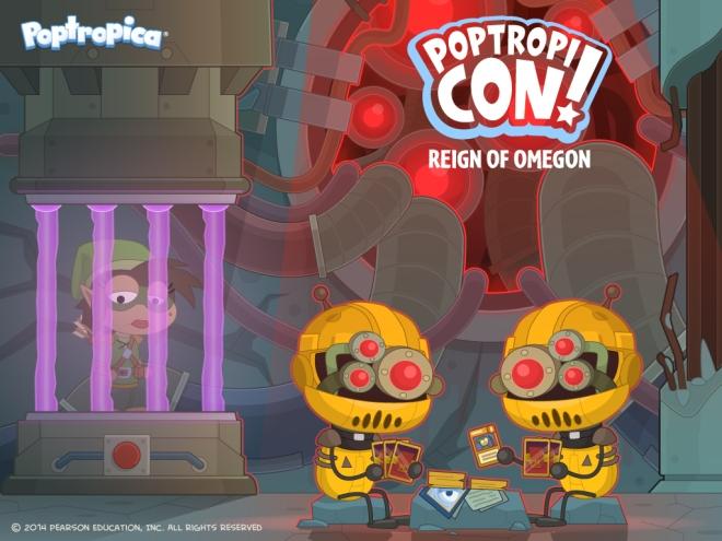 PopCon3-Screensaver