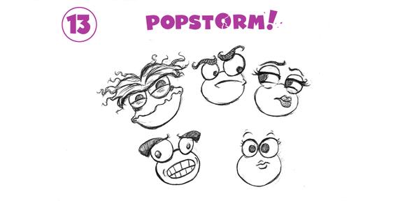 popstorm 13