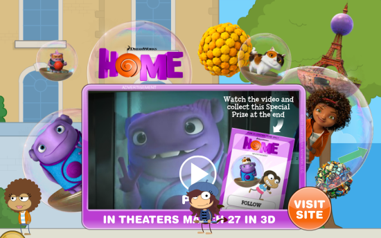 home ad