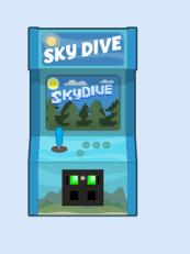 arcade skydive
