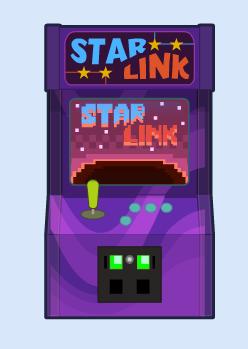 arcade starlink