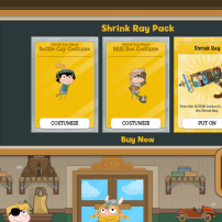shrink pack