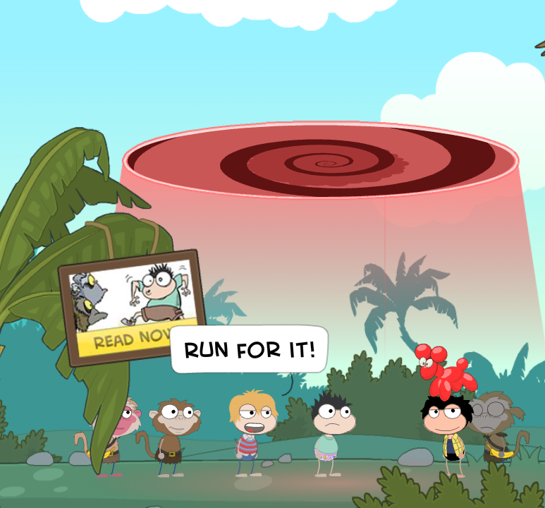 poptropica guide escape from pelican rock