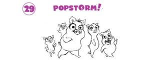 Popstorm #29: Parading Pigs