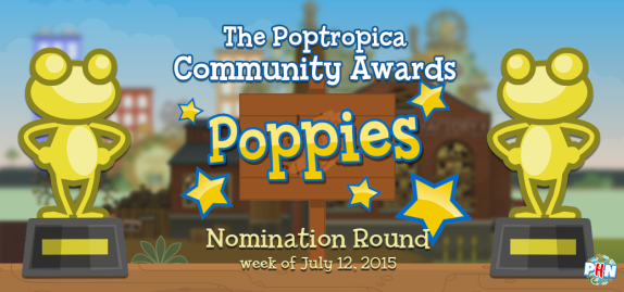 poppies nominations