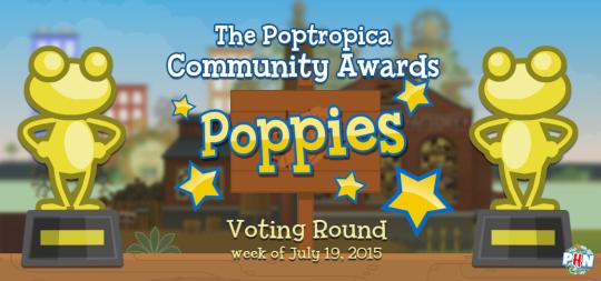 poppies vote