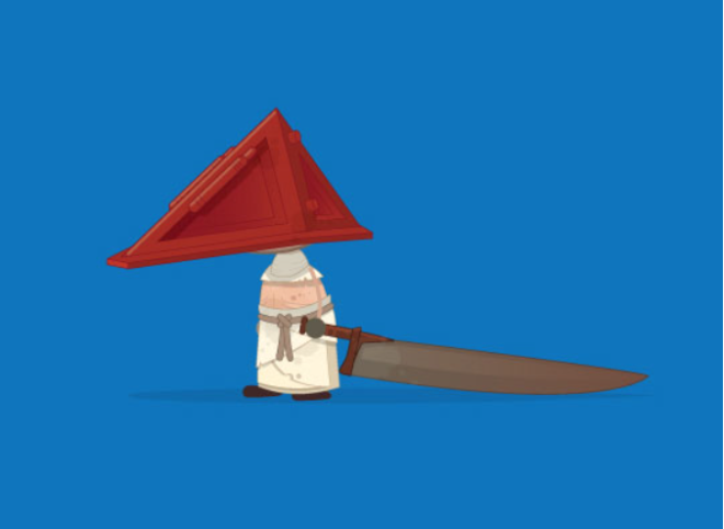 pyramid head poptropican