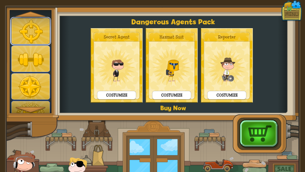 Hare Poptropica Dr Code Costume