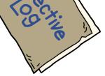 Detective Log