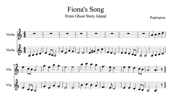 fiona's song