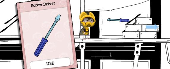 screwdriver timmy