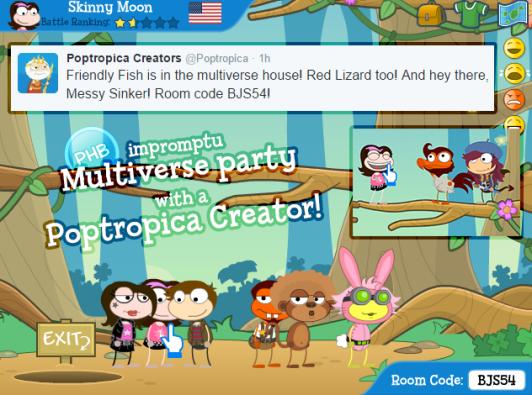 impromptu multiverse