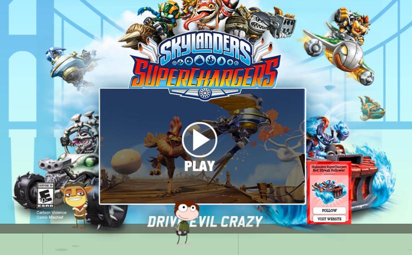 SuperStreakersAdGiantHawk