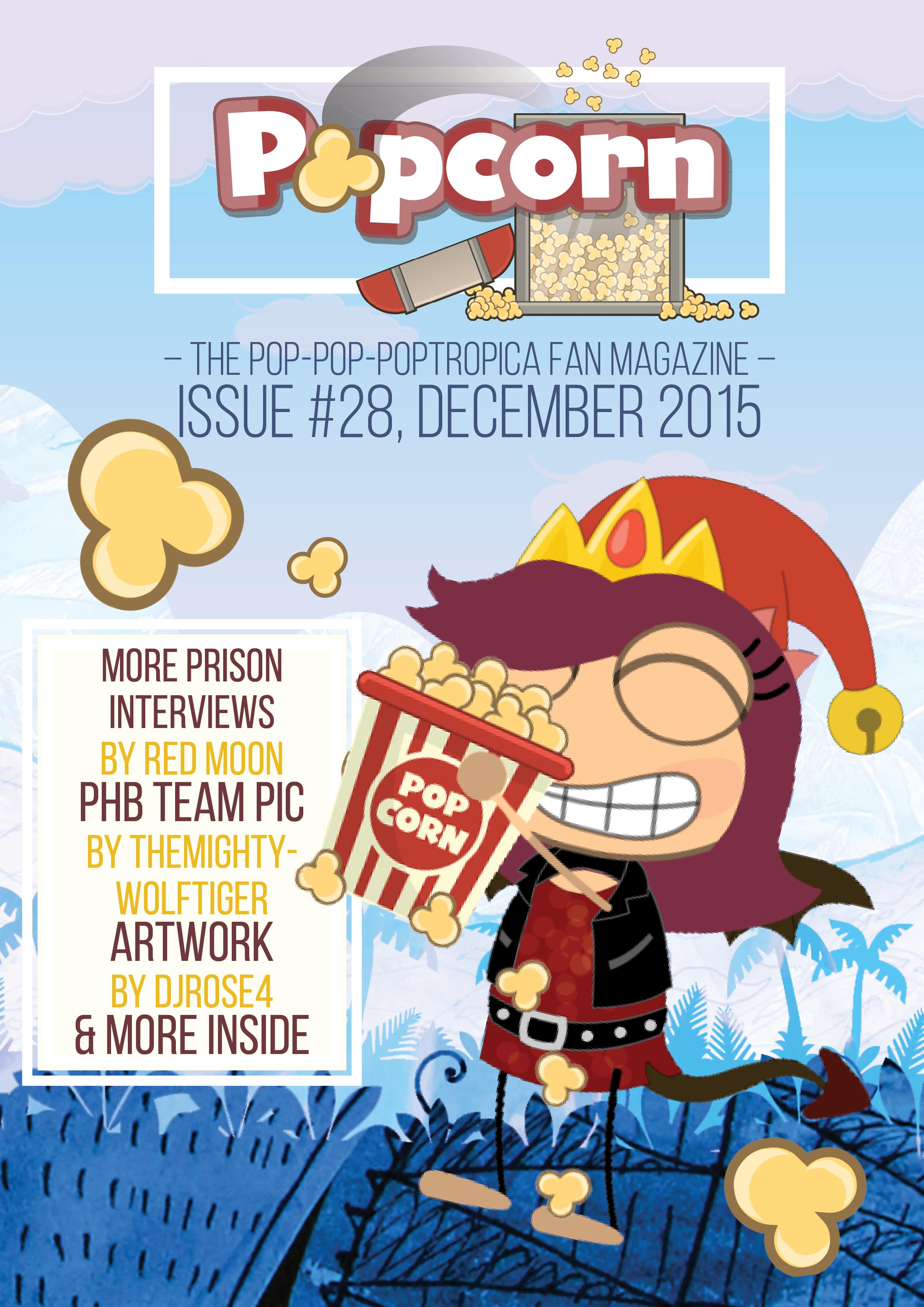 popcorn, cover28