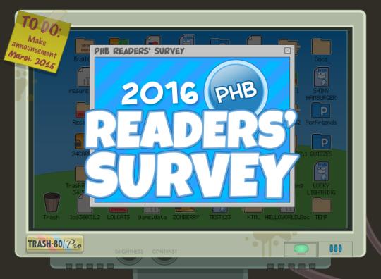 2016PHBReadersSurvey