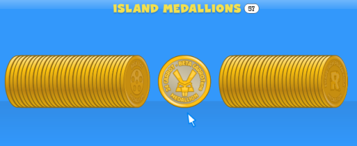 PoptropicaMyIslandMedallions