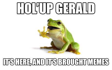 Hol'UpGerald