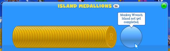 monkey wrench island