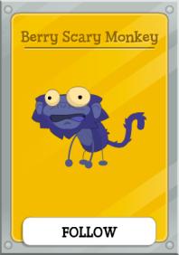 BerryScaryMonkey
