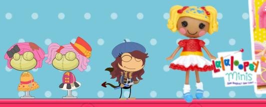 lalaloopsy costumes