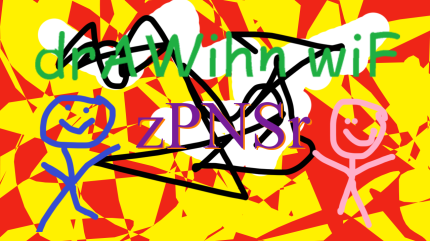 drAWihn wiF zPNSr