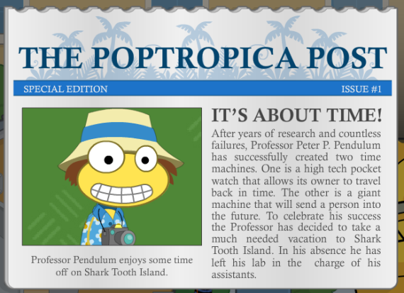 PendulumNewspaper