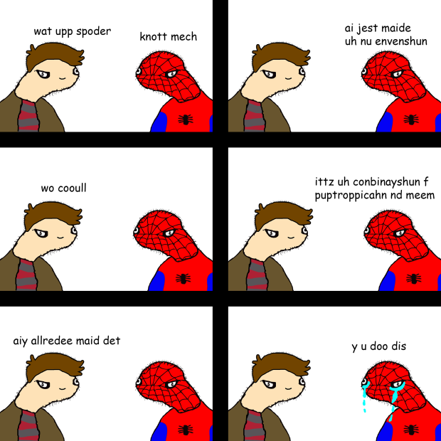 SpoderManPMFM