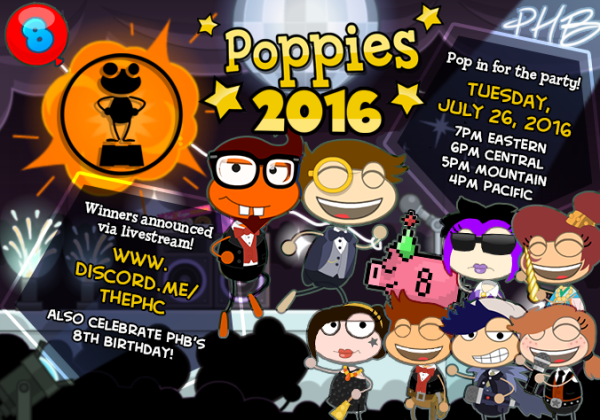 poppies16 party