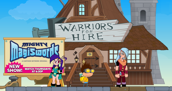 Mighty Magiswords Ad.png