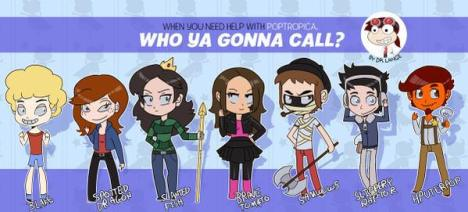 by (Dr.) Ashley Lange, Poptropica Creator (2014)