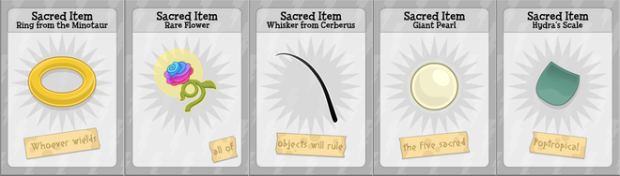 Mythology Five Sacred Items.png