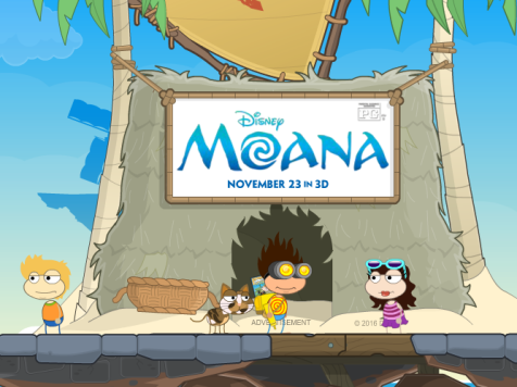 poptropica ads people of poptropica