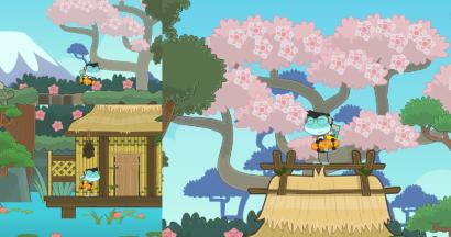 Basho's Garden