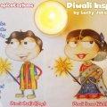 """""""Diwali Inspired"""" by Lucky Joker"""