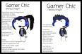 """""""Gamer Chic"""" by Fearless Dragon"""