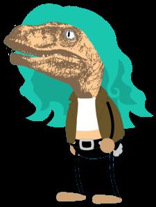 Blue Raptor