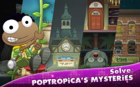 Poptropica's Mysteries