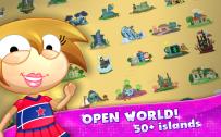 50+ islands