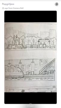 Super Power Sketch 1