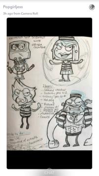 Super Power Sketch 2
