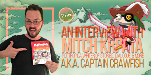 mitch krpata interview