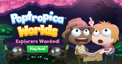 Poptropica Worlds - Explorers Wanted!