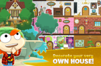 Decorate your own house!