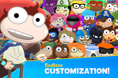 Endless customization!