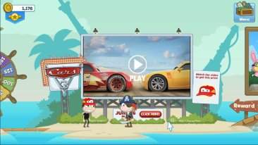 cars ad worlds