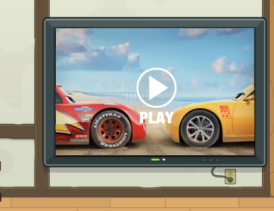 cars tv ad