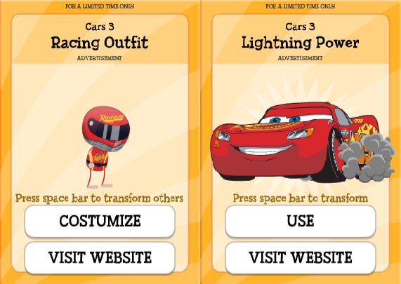 Memoirs from Cars – Poptropica Help Blog