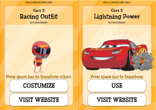 cars3 items