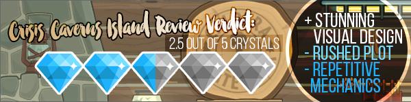 crisis caverns verdict